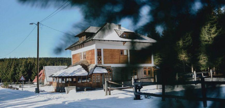 Vila Ivanović Golija
