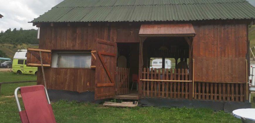 Sjenica kamp kućica