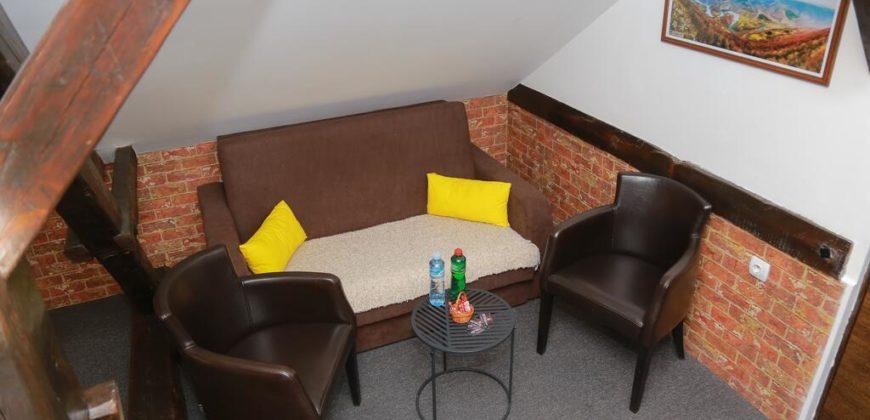 Kod Piroćanca hotel roms with restaurant