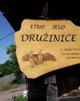 Etno selo Munić
