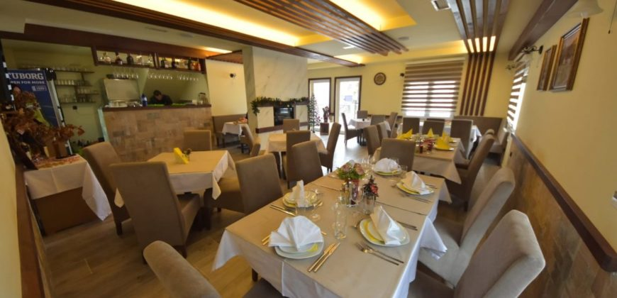 Lužnjanin restoran i sobe – Jošanička banja