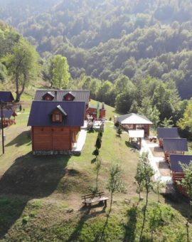 Gradine - Katun kamp