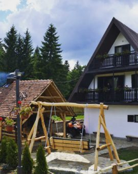 Vila Šapat Šume
