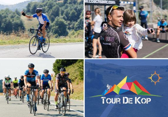 Tour de Kop i promocija zdravog života