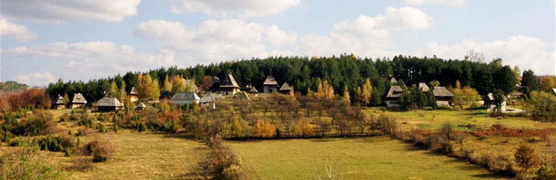 Selo Sirogojno na Zlatiboru